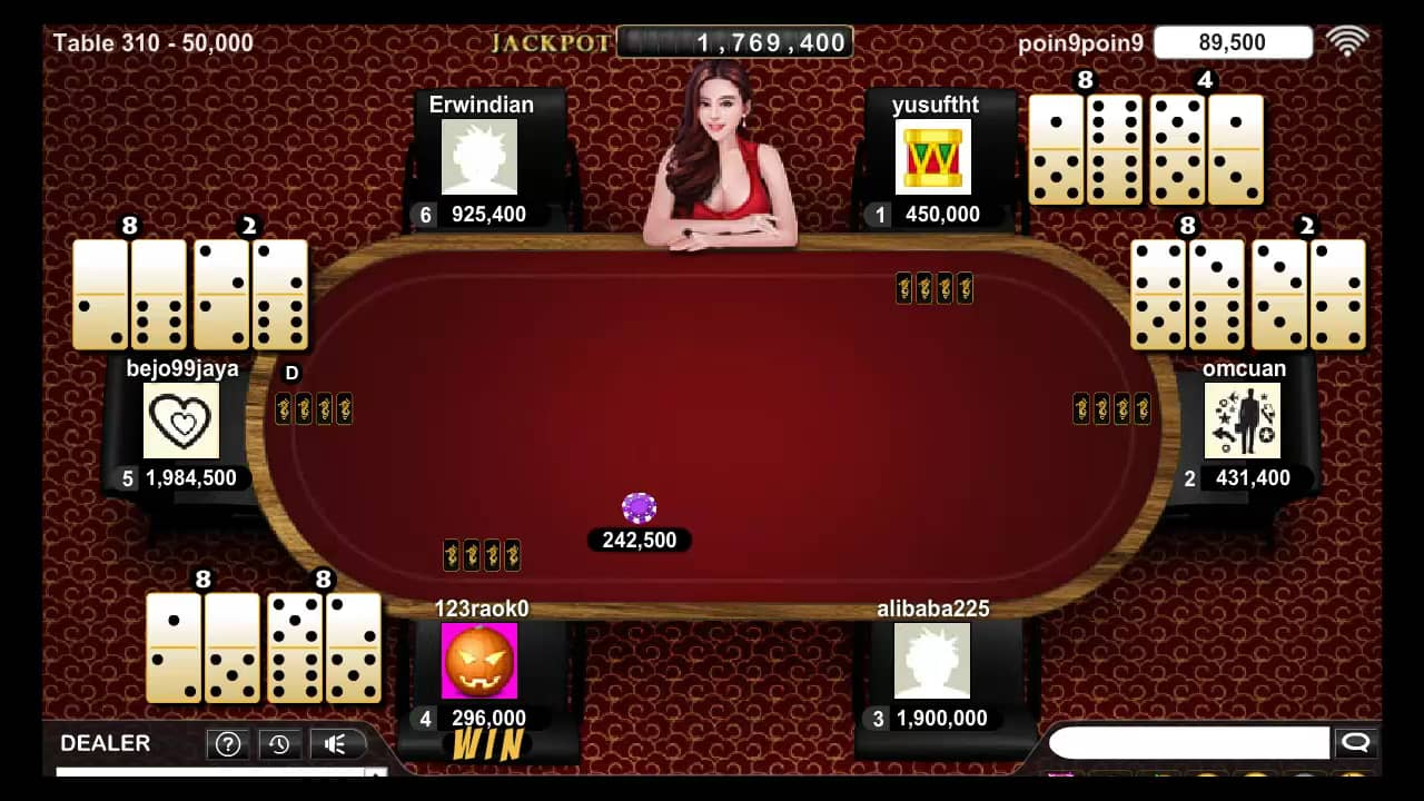Play Online Casino - Opportunity of a hit of some kind