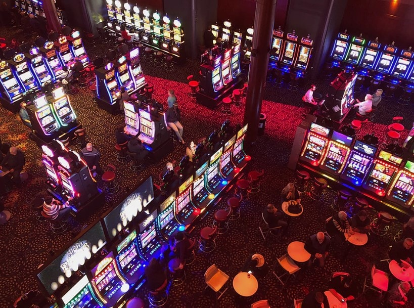 Ho To (Do) Casino Tips With Out Leaving Your Work Environment