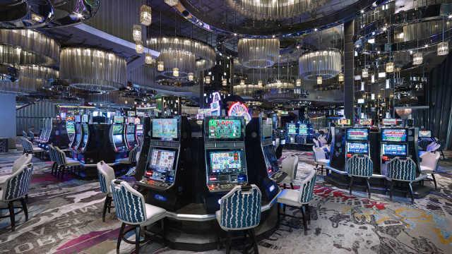 The Casino Game Thriller