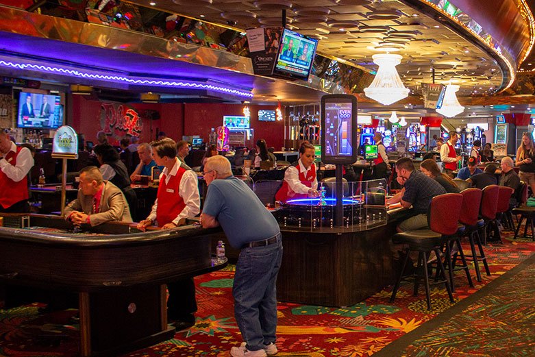 The secret Of Casino